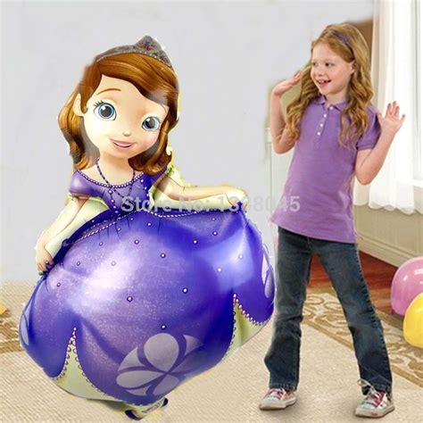 Balon Foil Princes Sofia By Esslshop2 buy wholesale princess balloons from china princess
