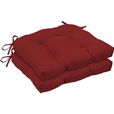 24x24 Outdoor Chair Cushions by Manufacturing Outdoor Patio 2 Pc Seat Chair