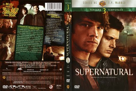 Dvd Supernatural Season 3 manuxaomovies supernatural season 3 dvd r ntsc aud ing port sub ing esp lat port fran 4 shared