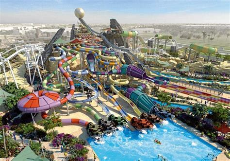 theme park uae 5 of the best water parks in the uae ahlanlive