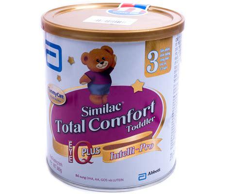 gain total comfort giới thiệu một số loại sữa cho b 233 bị ti 234 u chảy