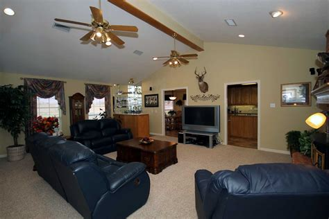 large living room ceiling fans large room ceiling fan with lights bottlesandblends