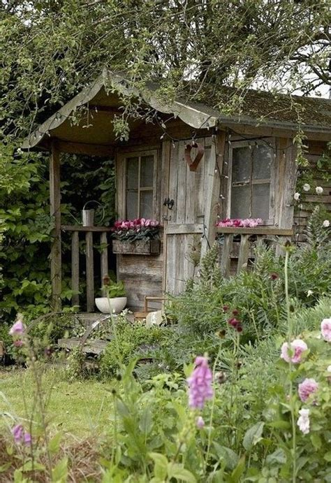 cute garden cute shed garden house ideas pinterest