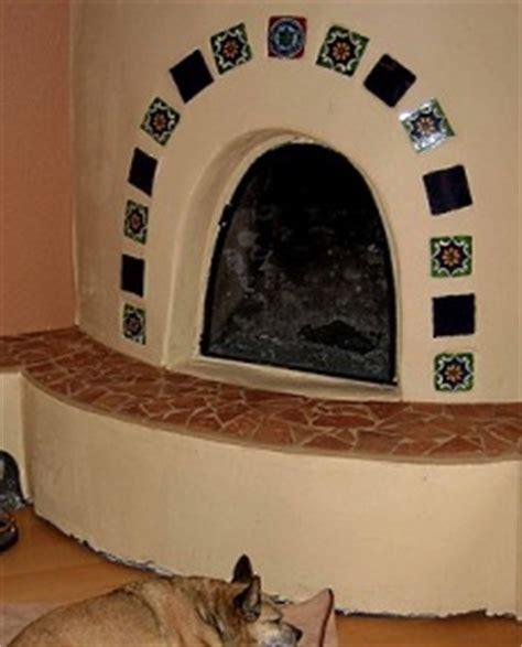 Kiva Style Fireplace by The Kiva Fireplace Steppin Up Out Southwest Style