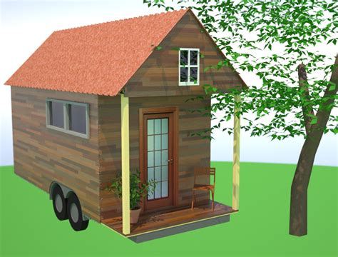 Tiny House Interludes My Life 189 Price Tiny House Roof Plans