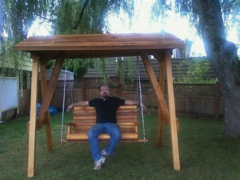 backyard swing plans pinterest the world s catalog of ideas