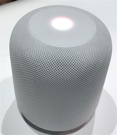 apple homepod apple s newest home speaker automatically adjusts sound
