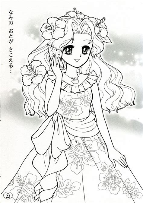 vintage japanese coloring book 9 shoujo coloring for manga coloring 40 best images about kleurplaat manga on pinterest gel