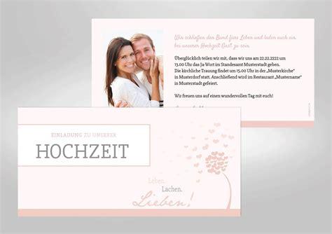 Hochzeitseinladungen Drucken Online by Einladungskarten Kostenlos Gestalten Und Drucken