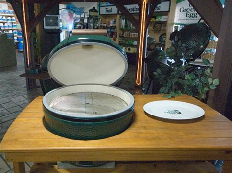 To Market Egg Accessories by Big Green Egg At The Place