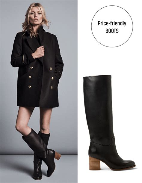 style it like kate knee high leather boots soulcityguide