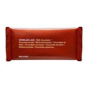ikea chocolate choklad ljus milk chocolate bar ikea
