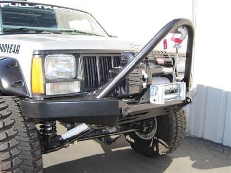 jeep cherokee stinger bumper xj jeep cherokee front stinger winch bumper http www