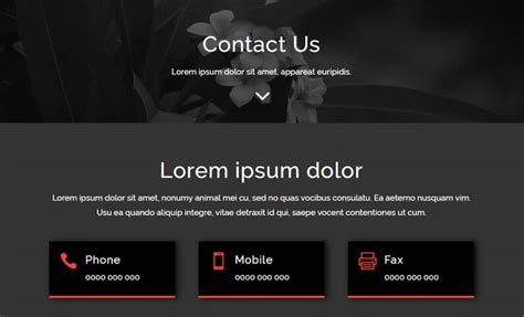 quot click quot a stunning free divi theme website template for