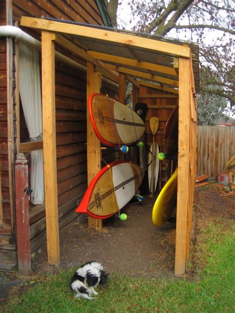 Kayak Shed by I Need This Yak Yak