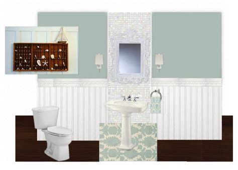 Quietude Sherwin Williams plans for the half bath my bathroom home stories a to z