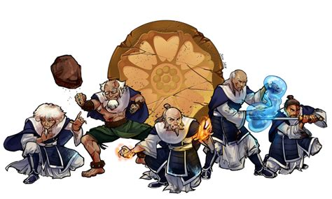 avatar the last airbender white lotus commission the white lotus by jeinu on deviantart