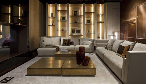 luxury living home to fendi casa and bentley home