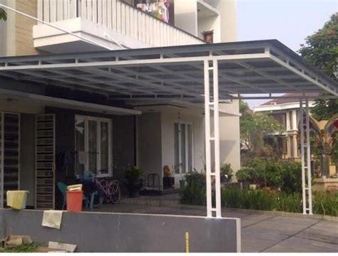 Kanopi Atap Minimalis harga kanopi minimalis terbaru maret 2017 tangerang jakarta pagar kanopi rumah minimalis 0812