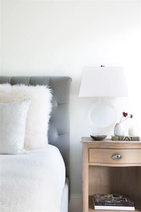 silver grey headboard interior design inspiration photos by homepolish