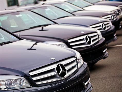 daimler to recall 75 000 mercedes cars in the uk due to risk the independent