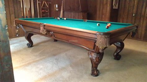 pool tables used golden west billiards american pool tables custom review