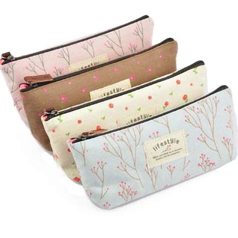4 pencil cases makeup bags for 4 57 shipped