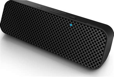Speaker Bluetooth Philips philips sbt75 bluetooth portable speaker black mp3 players accessories