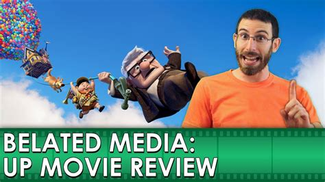 film up review up movie review belated media youtube