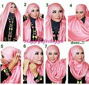 Hijab Tutorial  Forget Me Not