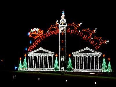 bright nights springfield ma holiday displays on