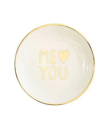 kuecuek porselen tabak beyazyazi home hm tr tabak