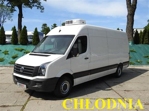 volkswagen crafter back used volkswagen crafter furgon chłodnia 1 c servis aso