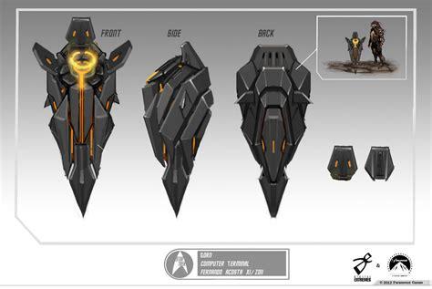 game concept design jobs star trek video game concept art by fernando acosta