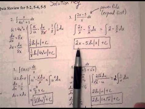calculus ab section 1 part a calculus ab 5 2 5 4 5 5 quiz review part 1 youtube