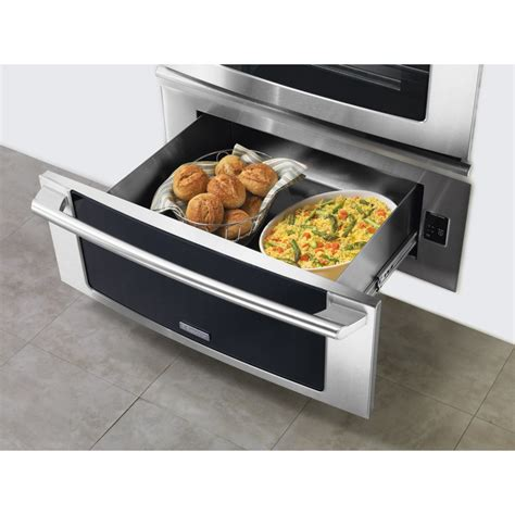 ew30wd55gs electrolux 30 quot warming drawer with 1 6 cu ft