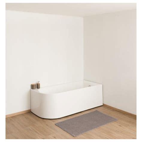 baignoire droite avec tablier baignoire acryl avec tablier de un bloc de 170x78x55 cm