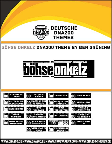 Böhse Onkelz Logo Aufkleber by Many Dna200 Themes For You Themes And Custom Screens