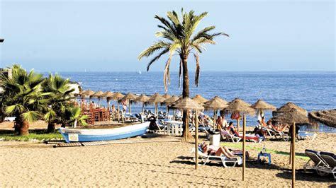 best beach in marbella marbella beaches my guide marbella