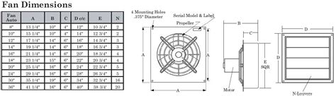 exhaust fan specification pdf model sd standard wall exhaust fan