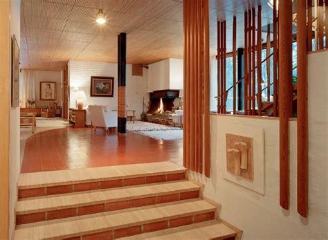Modernist House Plans Villa Mairea Alvar Aalto Archeyes