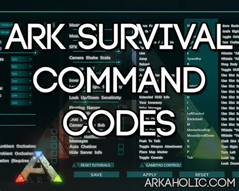 ark survival pc ps4 xbox one wiki cheats guide unofficial books ark survival evolved command codes cheats