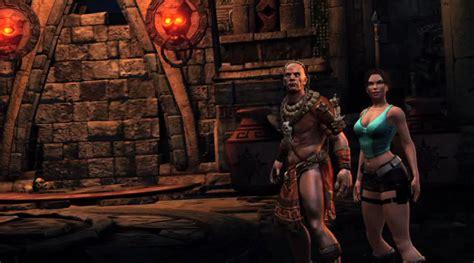lara and the guardian of light jeu playstation 3