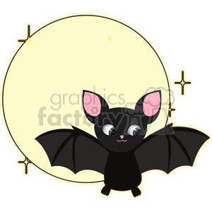 Royalty-Free Halloween Bat cartoon character vector image ... Girl Soccer Silhouette Clip Art