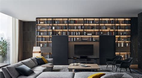 poliform librerie products poliform