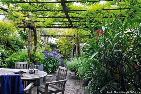 foto terrazze foto terrazza con copertura vegetale di rossella