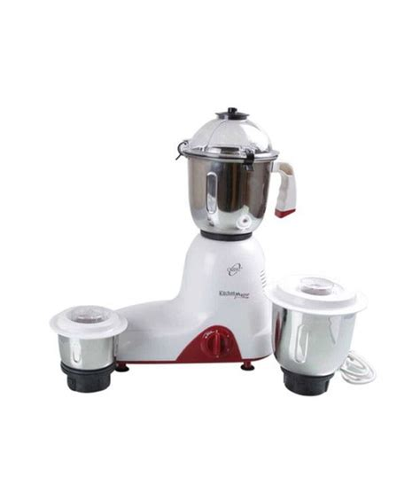 Orpat Kitchen Master Mixer Grinder Red Price in India