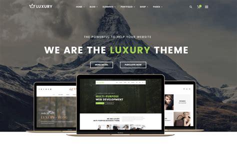 wordpress themes free luxury 26 best luxury wordpress themes 2018 theme junkie