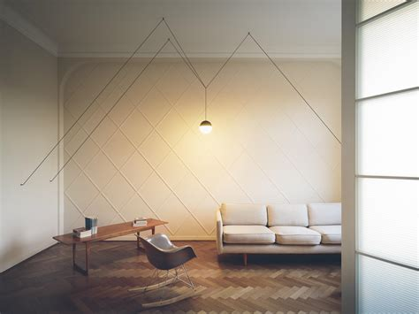Flos Leuchten by Flos String Lights Are The Match For Modern