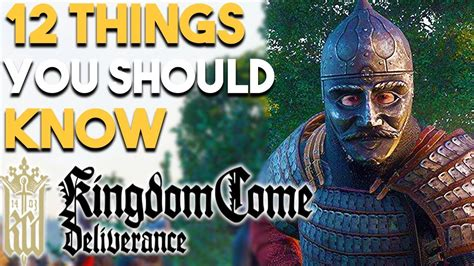 9 things you should before buying an xbox kingdom come deliverance 12 things you should before you buy ps4 xbox one pc